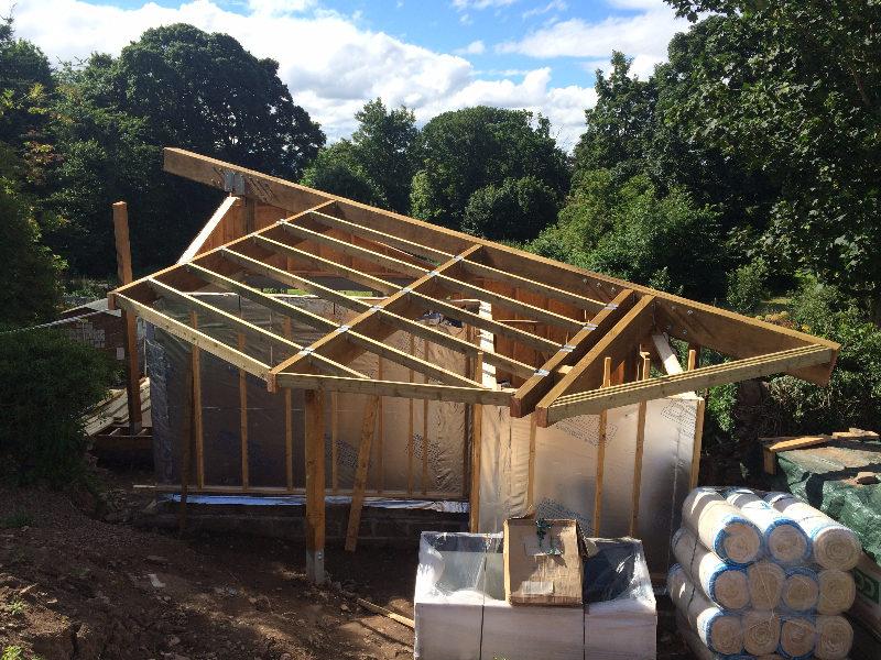 Ninewells Community Garden - Leaf room frame 2